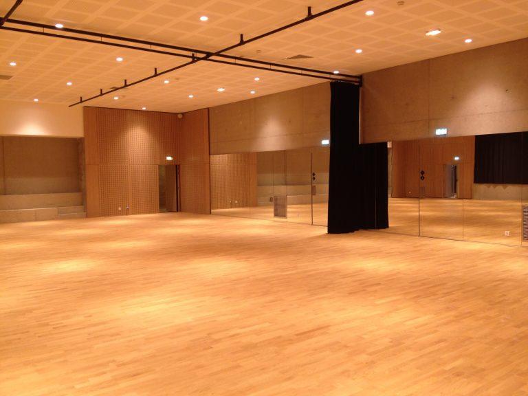 salle de danse - carreau du temple