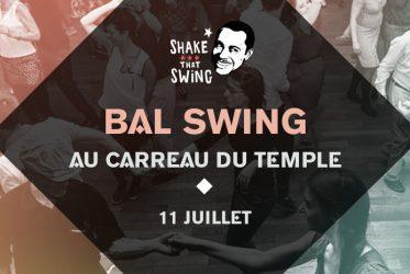 soiree swing paris