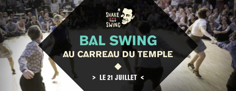 Bannière Bal swing du 21juillet