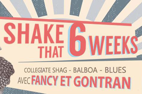 Shake That 6 Weeks !